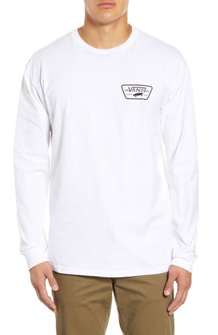 Vans Full Patched Long Sleeve Tee 2021