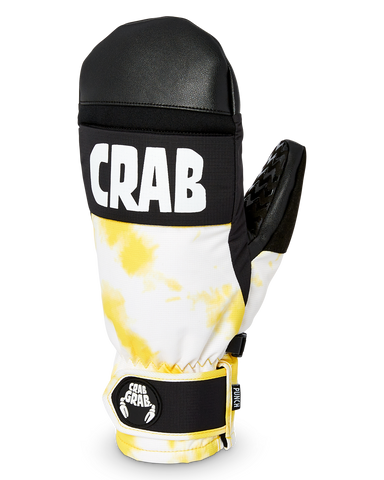 Crab Grab Punch Mitt Yellow Snow