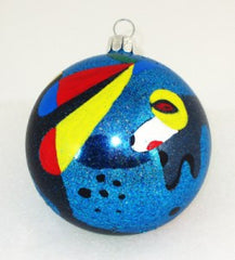 Miro Inspired Ornament