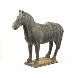 Terra Cotta Warrior - Horse - 10""