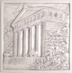 "Rookwood Cincinnati Art Museum Tile (6""x6"")"