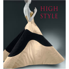 High Style: Masterworks from the Brooklyn Museum Costume Collection at the Met (Paperback)