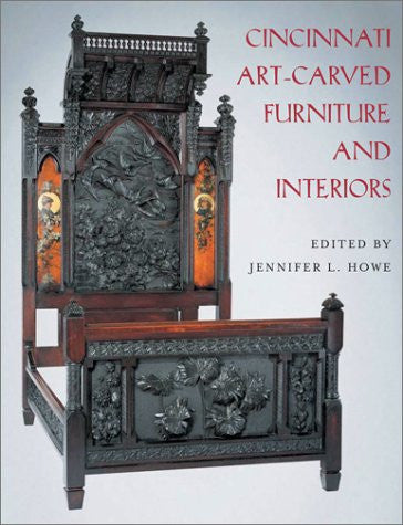 Cincinnati Art-Carved Furniture and Interiors (Hardcover)