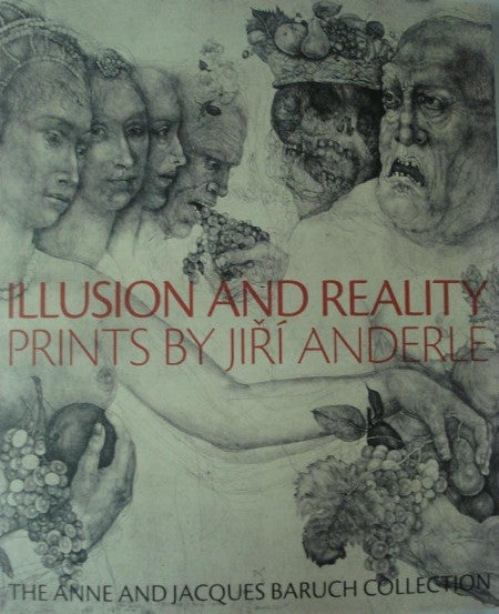Illusion and Reality: Prints by Jiří Anderle