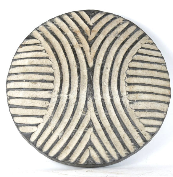 Wood Shield made in Cameroon