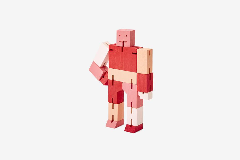 Cubebot® Capsule Collection by DAVID WEEKS