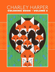 Charley Harper Coloring Book Vol 2