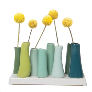 The Pooley Ceramic Bud Vase