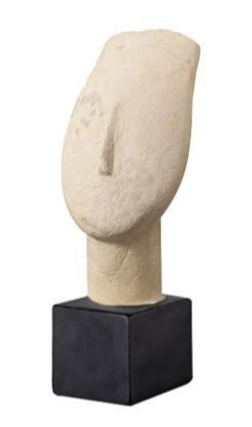 Cycladic Head Sculpture
