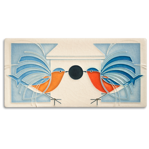 Charley Harper Homecoming Tile