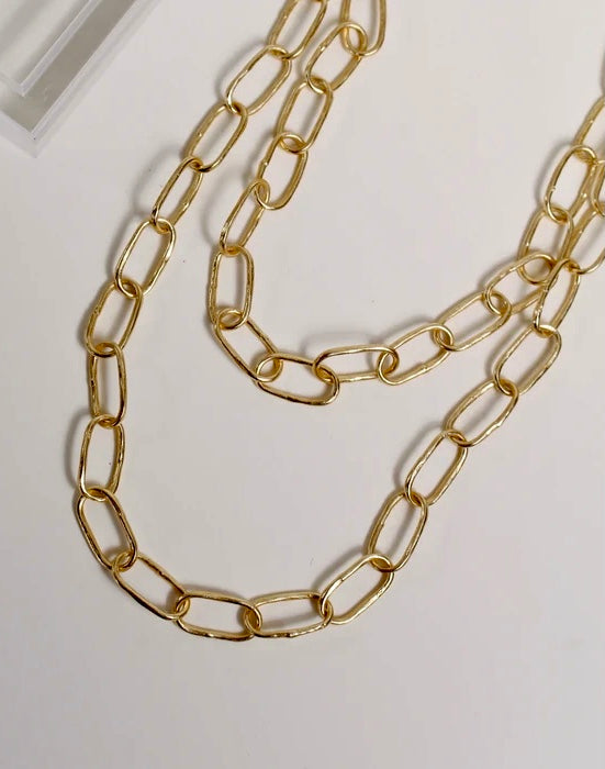 THERESA LINK NECKLACE