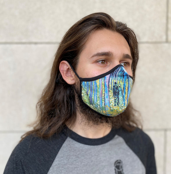 Reusable Fine Art Face Mask