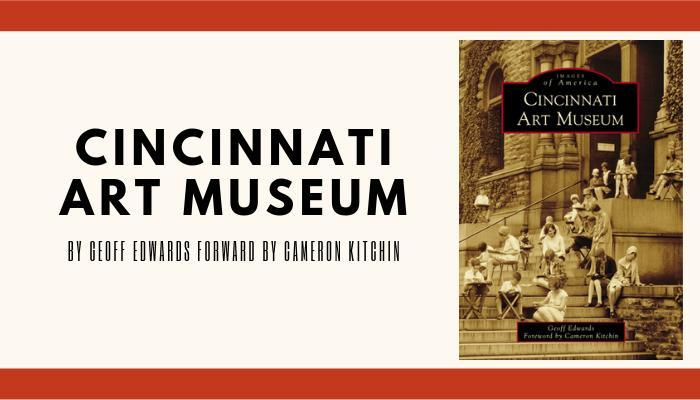 Cincinnati Art Museum Book!