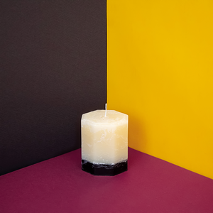 Bitter Orange & Ylang Ylang Octagon Candle