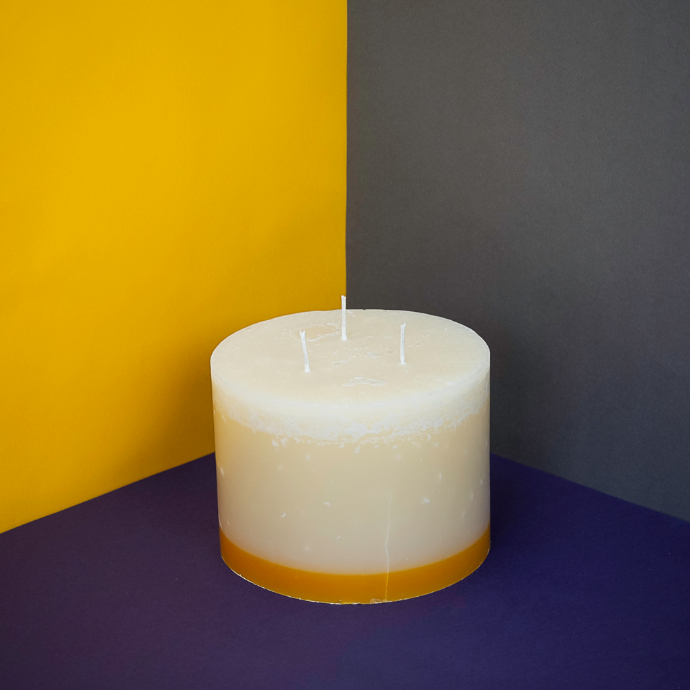 Load image into Gallery viewer, Ginger & Lime 3 Wick Candle