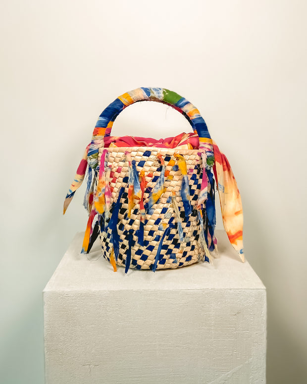 Bucket Bag Tejida - Boho Hunter
