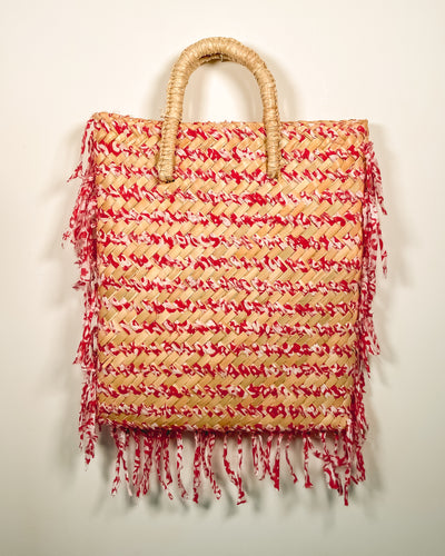 Careyes Bag Pink - Boho Hunter