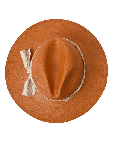 Punta Mita Tan Fedora Hat - Boho Hunter