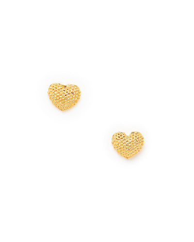 Infinite Love Small Topos Earrings - Boho Hunter