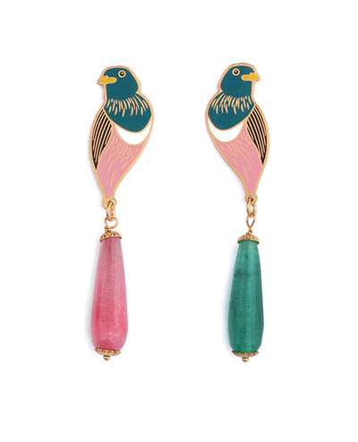 Trogo Birds Earrings