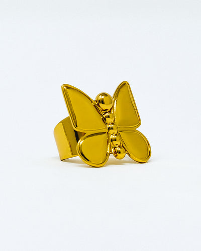 Mariposa Gold Ring - Boho Hunter