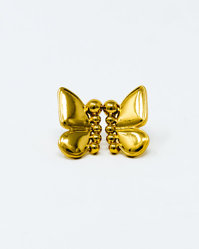 Mariposa Gold Earrings - Boho Hunter
