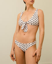 Tunas Bottom Polka Dots Black - Boho Hunter