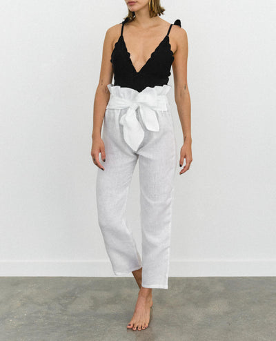 Arena Pants White