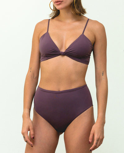 Mela Two Piece Purple