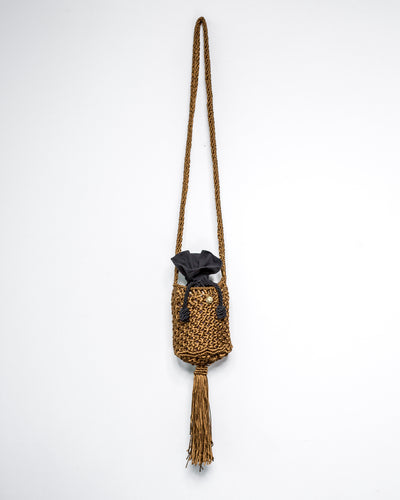 Yvanna Bucket Bag Brown - Boho Hunter