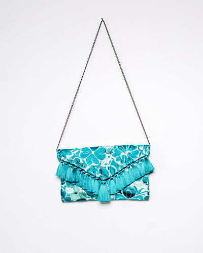 Turquoise Clutch - Boho Hunter
