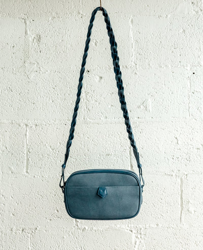 Bea Bag Navy - Boho Hunter