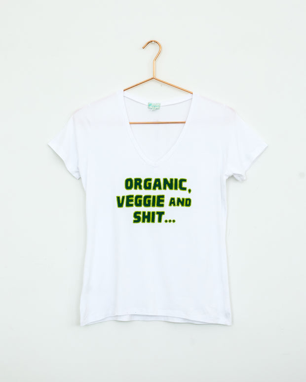 Organic And Shit White