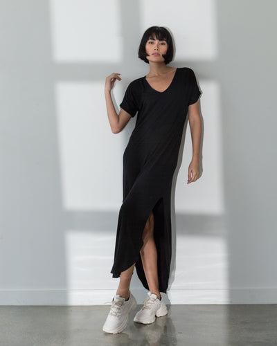Acacia Dress Black - Boho Hunter