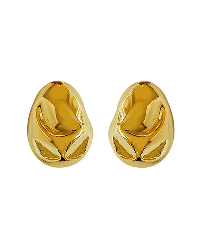 Cubagua Earrings Gold