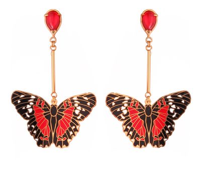 Anartia Butterfly Earrings