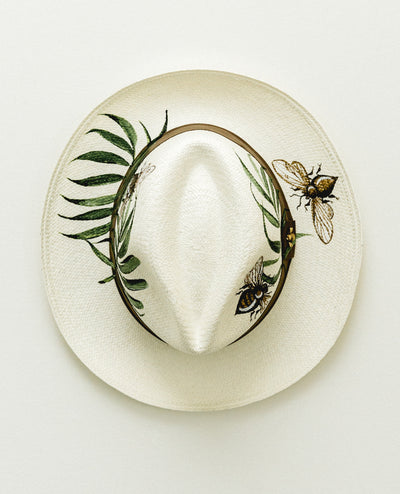 Busy Bee Hat Gold