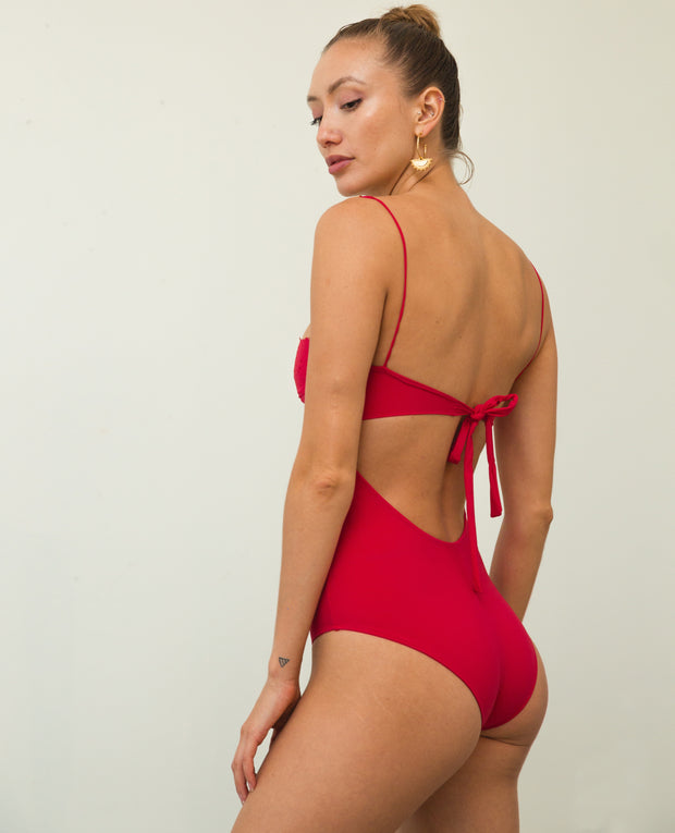 Ladon Body Red