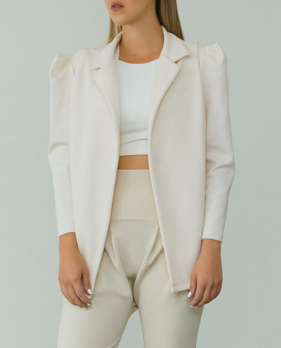 Shay Jacket Off White