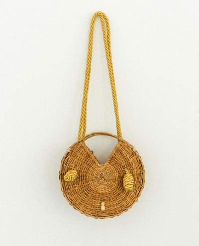 Knot Bag Gold