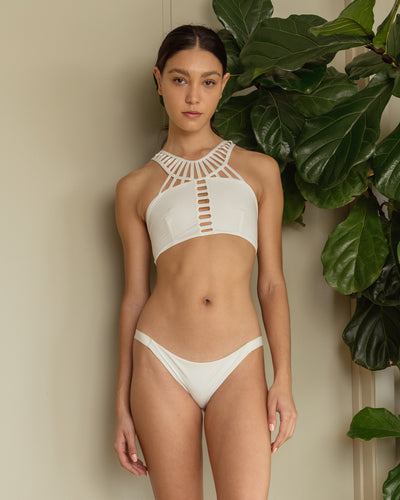 Bra Moon White - Boho Hunter