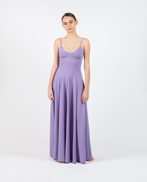 Tierra Dress Violet Iris - Boho Hunter