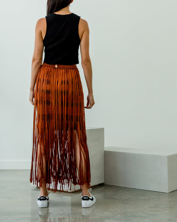 Gypsy Skirt Copper - Boho Hunter