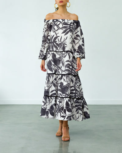 Colono Dress Tropical