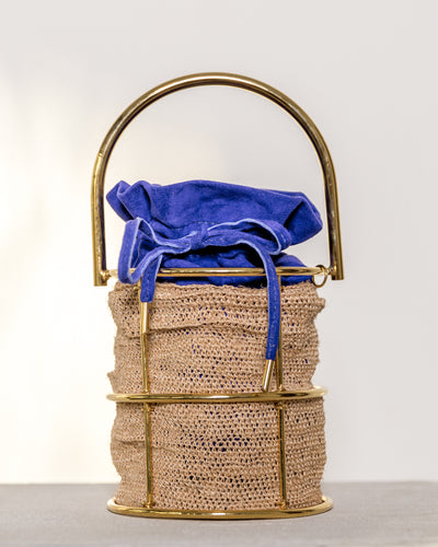 J Bag Blue - Boho Hunter