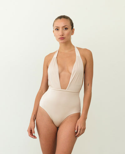 Milky Shell One Piece