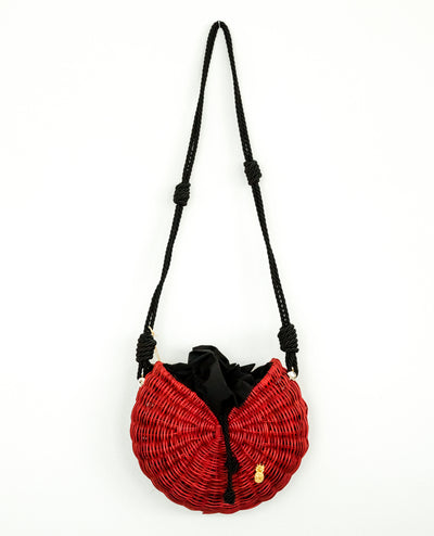 Miranda Bag Red - Boho Hunter