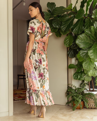 Marat Dress Floral Day - Boho Hunter