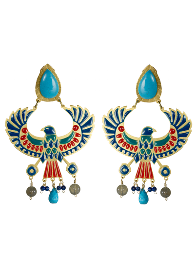 Aguila Earrings Large - Boho Hunter