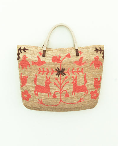 Beach Bag Otomi Animals - Boho Hunter
